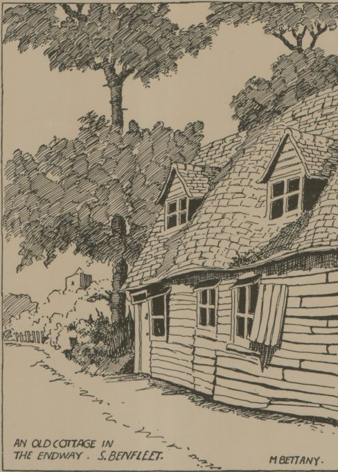 Cottage in the Endway | May Bettany