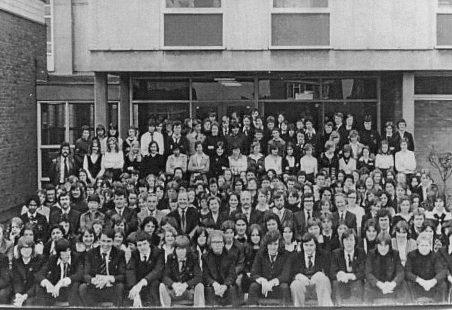 Appleton School - The Early Days