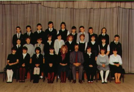 Appleton School 1982