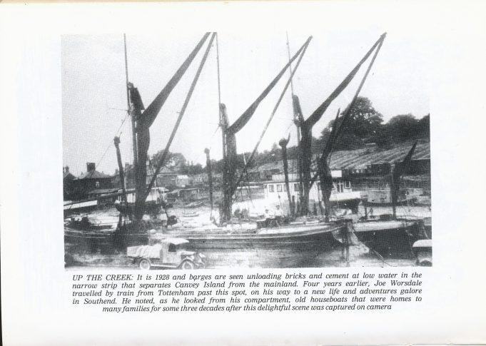 Loading/unloading, Benfleet 1928
