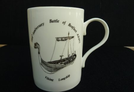 Battle of Benfleet Mug