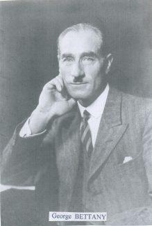George Kernahan Gwynne Bettany
