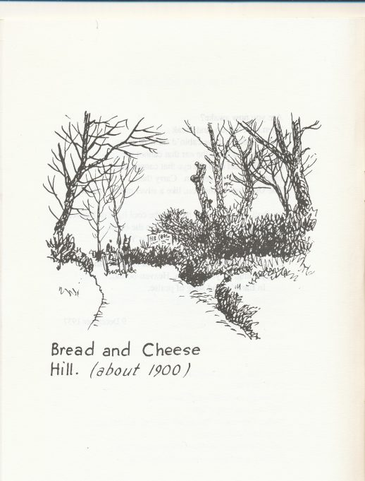 Bread and Cheese Hill