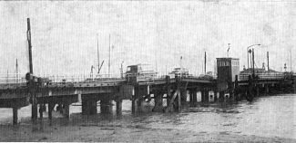 Canvey bridge. The opening of the bridge in 1931 provided a permanent link with the mainland and marked the beginning of large-scale development on Canvey Island.