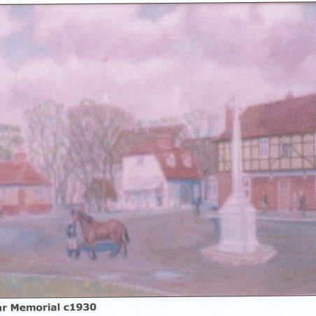 Benfleet War Memorial | Henry Gerald Russell