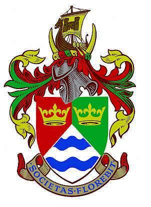 Coat of Arms | Benfleet Urban District Council