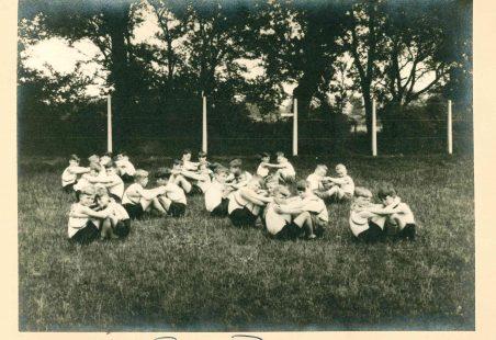 Thundersley Primary School 1954