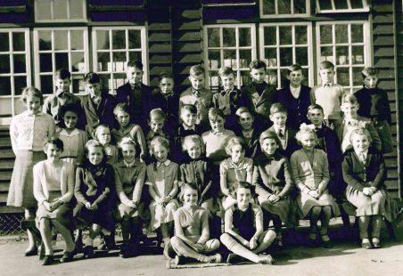 Thundersley Primary School 1955