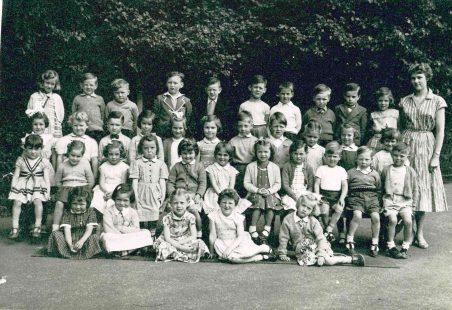 Thundersley Primary School 1957