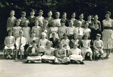 Thundersley Primary School 1959