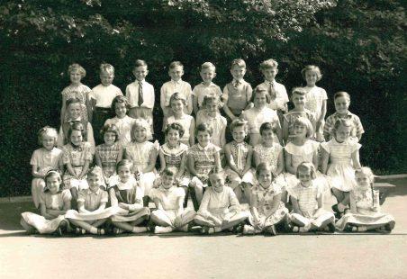 Thundersley Primary School 1960