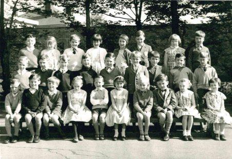 Thundersley Primary School 1963