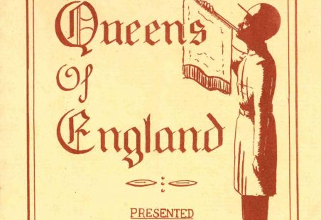 The Queens of England 1953 Pageant