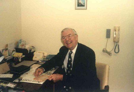 Dr. Ralph Taylor