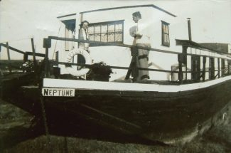 Neptune owned by the Falkus family