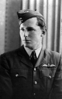 Hugh the RAF pilot