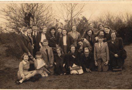 Methodist Sunday School Group