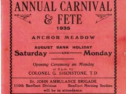 British Legion Annual Carnival & Fete