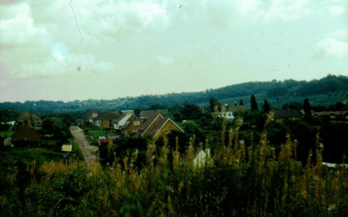 Southwell Road from Hill Road early 1970s | Harry Emery