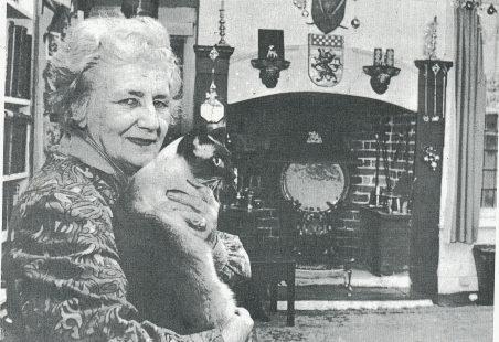 Elizabeth Hayklan (nee Cochrane)