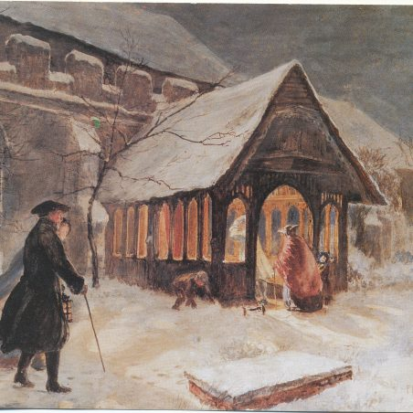 St Mary's Porch   Frank Hobden