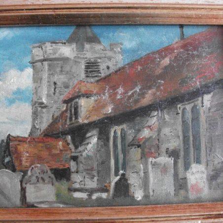 St Mary's Church | Hobden ?