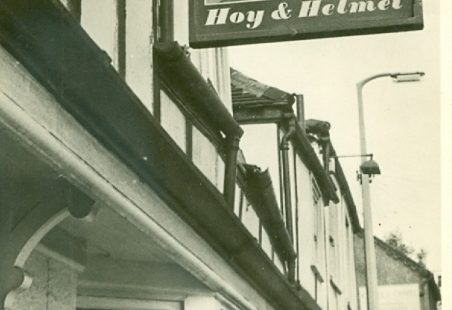 The Changing Hoy and Helmet Sign - Updated