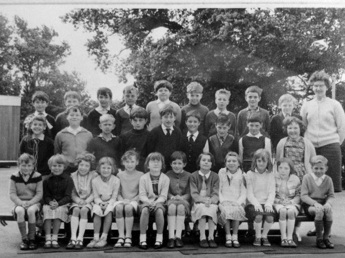 Class Photo 1964 | Les Chapman