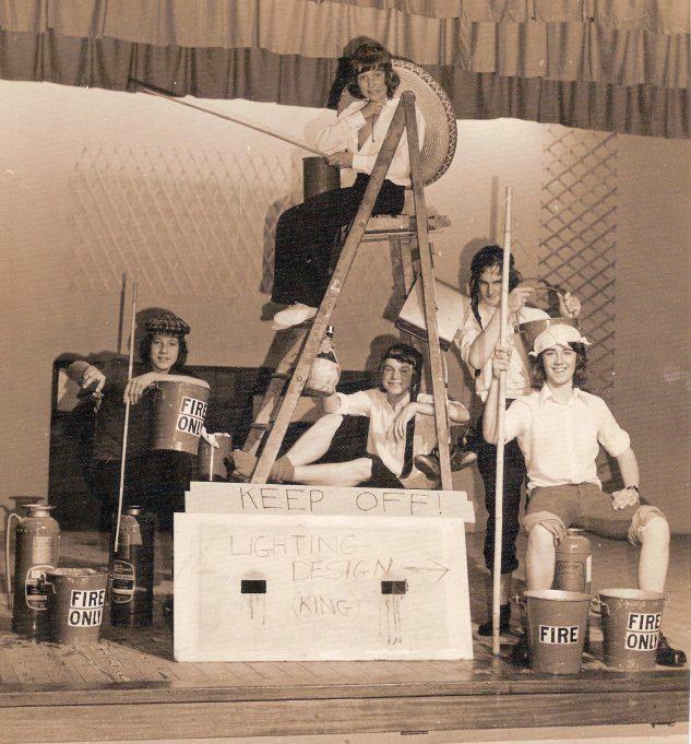 Photo 3 - Appleton School c.1973 | Adrian Pegg
