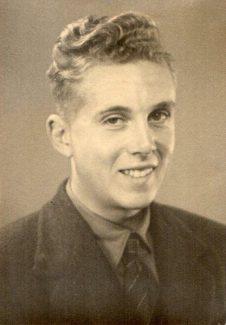Peter Light aged 18 | Betty Turpin nee Light