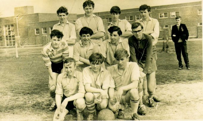 King John football team 61/62 | Roger Taylor collection