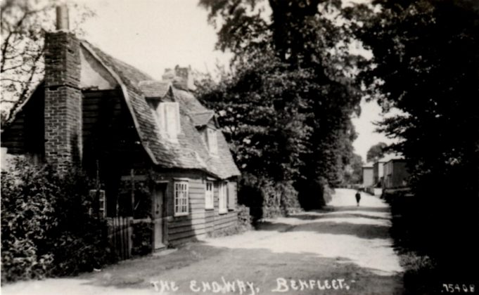 An Endway Cottage