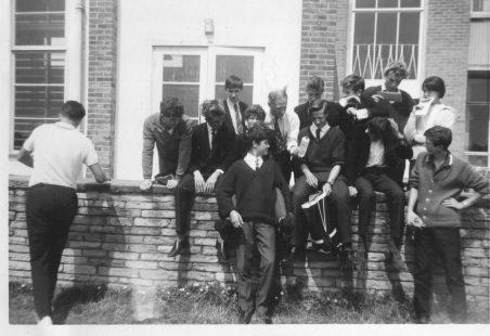 King John School 1961 - 1964