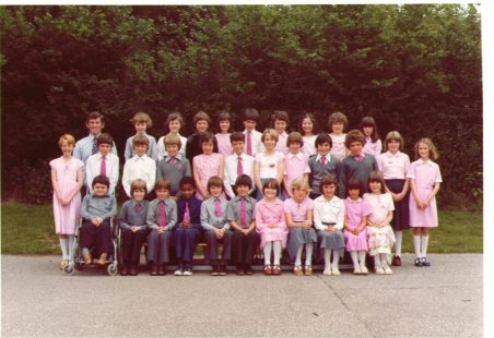 Jotman's Hall Primary School 1978 -79