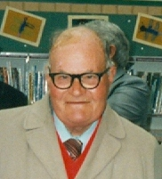 Ken at the Opening of the New Library 1995 | Mrs June Elmes