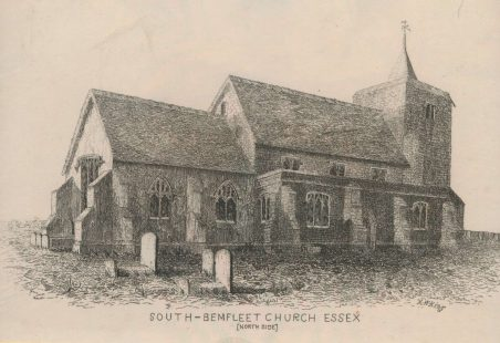 Images of St Mary's parish church