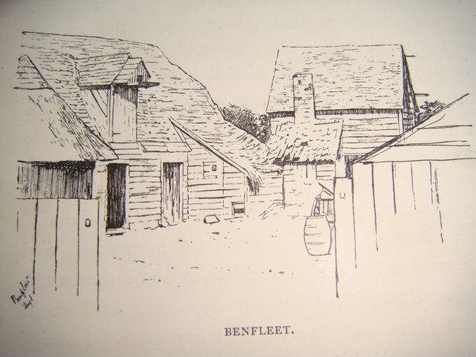 Where in Benfleet ? | Henry Stacy Marks