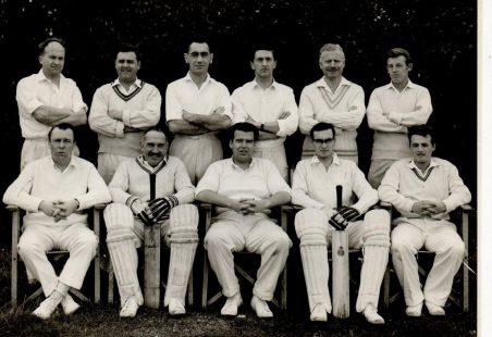 Benfleet Cricket Club in the 1960s