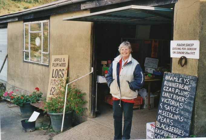 Mo in the weighing room,  2003