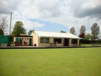 The old bowls club house | Mavis Starkey