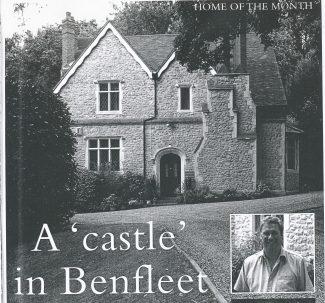 A 'Castle' in Benfleet   Darren Chung