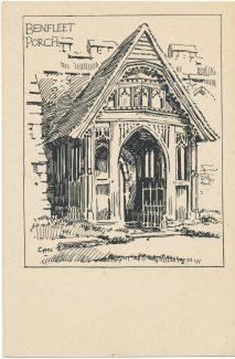Drawn by Charles Archibald Nicholson