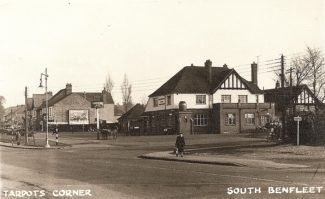 Tarpots Corner - date unknown