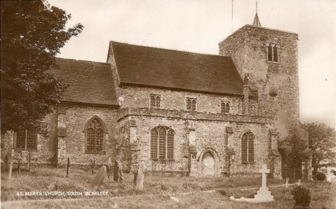 St Mary's Church, Benfleet