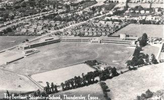 The King John School (formerly known as Benfleet Secondary School).