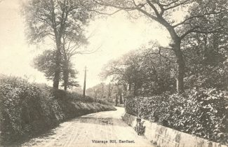 Vicarage Hill | R.F. Postcards collection