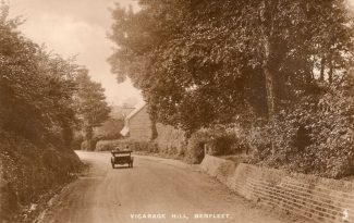 Vicarage Hill (date unknown)