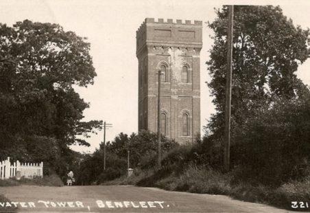 Wartime Memories of Benfleet