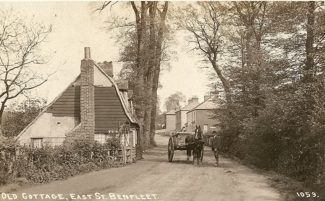 East Street now Essex Way  date unknown