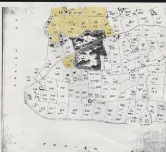 Poynetts Farm 1841 ...tithe map  Benfleet part 2